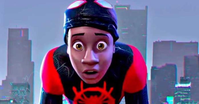 Miles Morale è Spider-Man in Spider-Man: Un nuovo universo