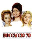Poster Boccaccio '70