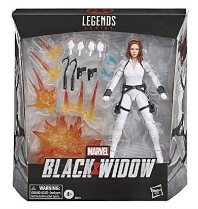 Hasbro Marvel Legends Series - Black Widow
