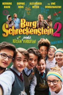 Poster Il castello di Schreckenstein 2 - Baci non vietati