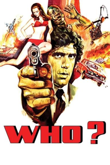 Poster Who? L'uomo dai due volti