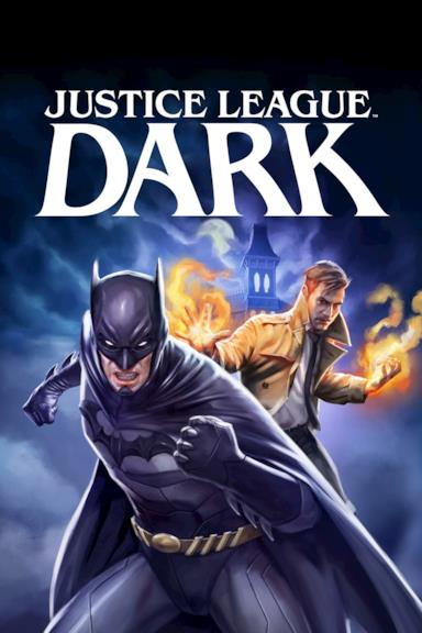 Poster Justice League Dark