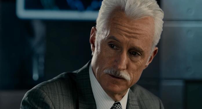 John Slattery assiste alle dimissioni di Han Pyn in Ant-Man