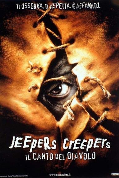 Poster Jeepers Creepers - Il canto del diavolo