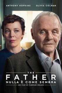 Poster The Father - Nulla è come sembra