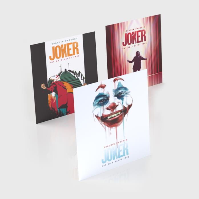 Le art card di Joker