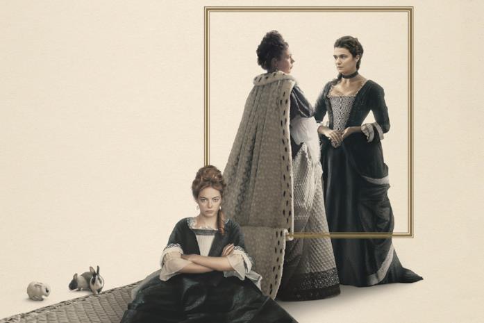 Le tre protagoniste de La Favorita