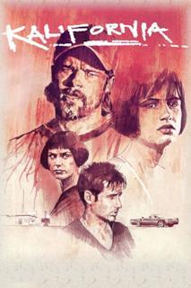 Poster Kalifornia