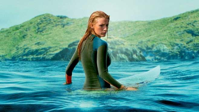 Blake Lively in Paradise Beach