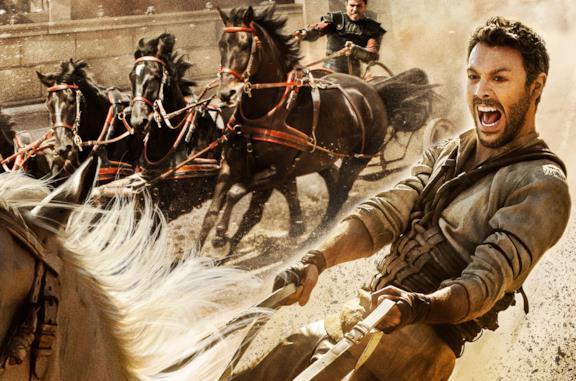 Ben-Hur, la recensione: torna l'eroe delle corse con le bighe