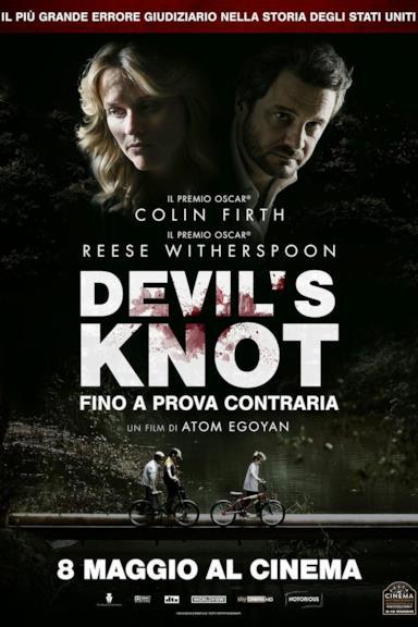 Poster Devil's Knot - Fino a prova contraria