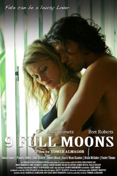 Poster 9 Full Moons