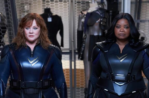 Thunder Force: la comedy con Melissa McCarthy e Octavia Spencer in versione supereroine