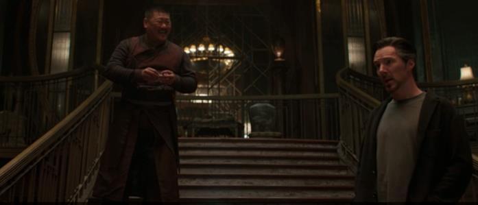 Wong e Strange