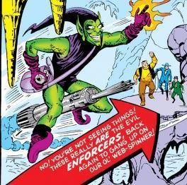 Cover di Amazing Spider-Man #14