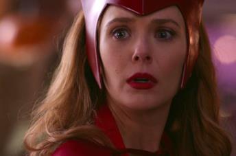 Il Multiverso è stato l'ultimo dei pensieri per Elizabeth Olsen mentre girava WandaVision