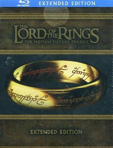Cofanetto Blu-ray de Il Signore degli Anelli: Film 1-3