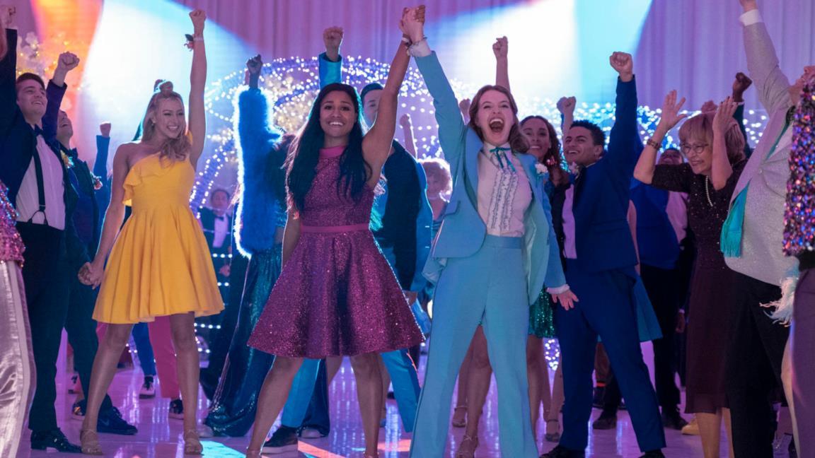 The Prom, Meryl Streep e Nicole Kidman fanno le dive nel primo teaser trailer del musical di Ryan Murphy