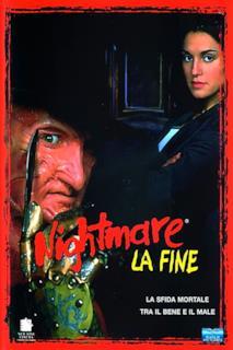 Poster Nightmare 6 - La fine