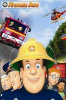 Poster Sam il pompiere