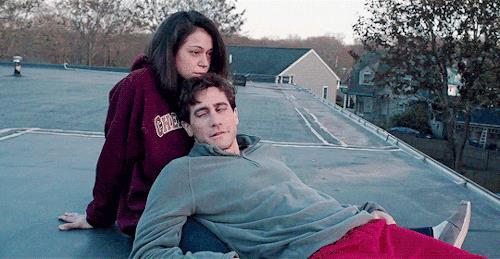 Erin e Jeff in una scena del fil