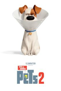 Poster Pets 2 - Vita da animali