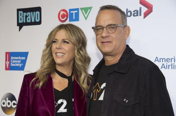 Tom Hanks e Rita Wilson sono stati contagiati dal Coronavirus