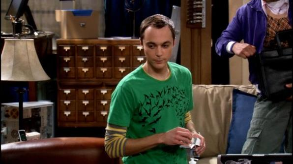 Sheldon l'Enigmista