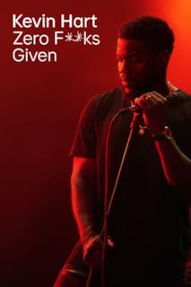 Poster Kevin Hart: Zero F**ks Given