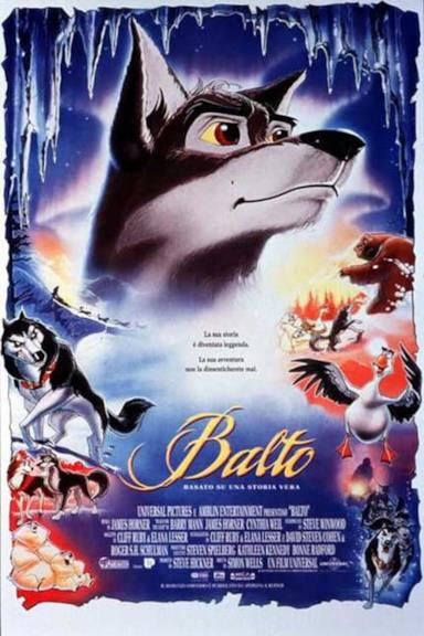 Poster Balto