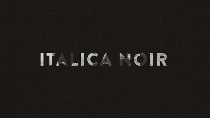 Un'immagine copertina della miniserie Italica Noir