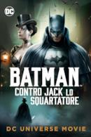 Poster Batman contro Jack lo squartatore