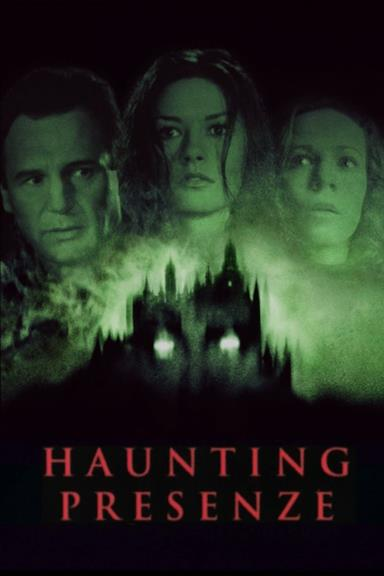 Poster Haunting - Presenze