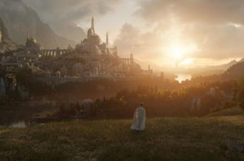 La prima immagine ufficiale della serie de Il Signore degli Anelli