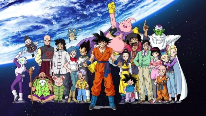 Dragon Ball Super 2020