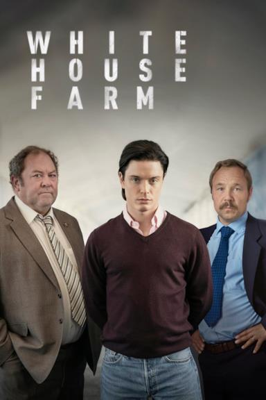 Poster White House Farm