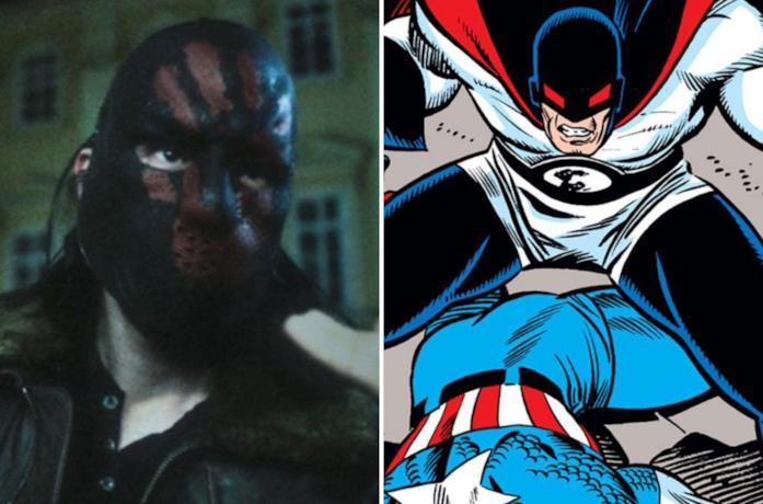 Il leader dei Flag-Smashers nel MCU e nei fumetti