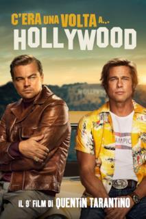 Poster C'era una volta a… Hollywood