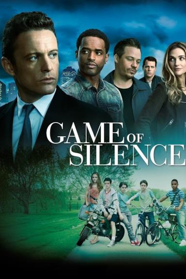 Poster Game of Silence