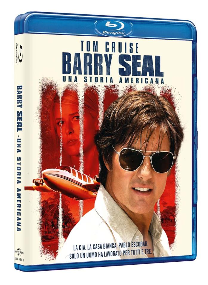La locandina di Barry Seal - Una storia americana