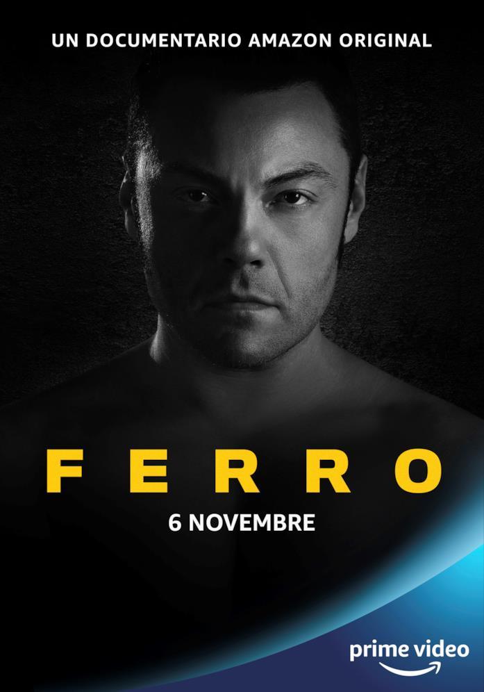 Il poster di Ferro