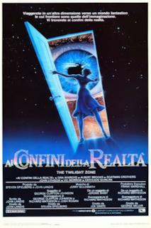 Poster Ai confini della realtà