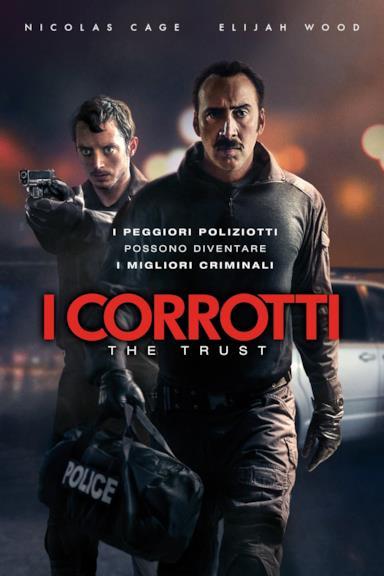 Poster I corrotti - The Trust