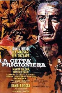 Poster La città prigioniera