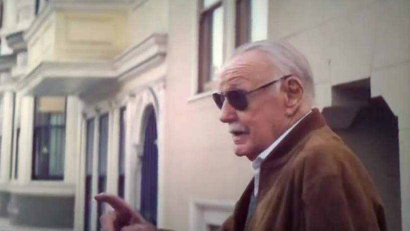 Stan Lee Cameo