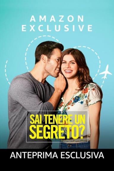 Poster Sai tenere un segreto?