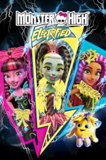 Poster Monster High: Elettrizzante