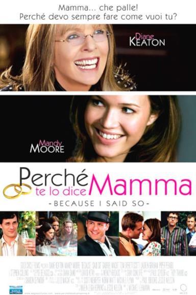 Poster Perché te lo dice mamma