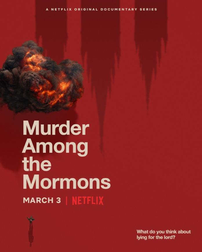Omicidio tra i mormoni: poster