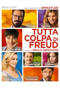 Poster Tutta colpa di Freud